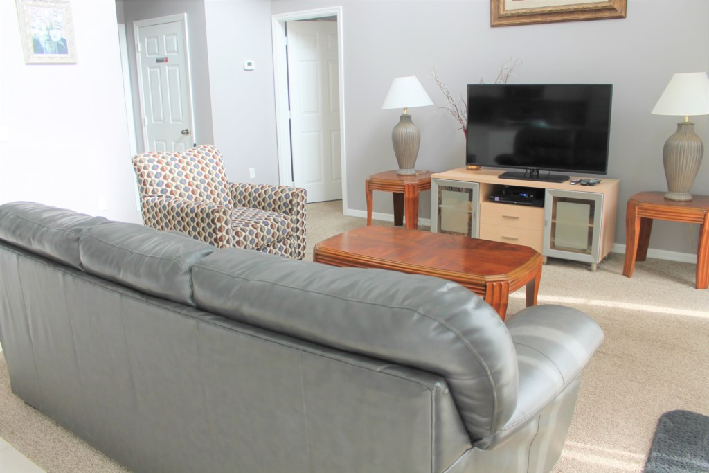 Elma's Southern Dunes House - Family Room