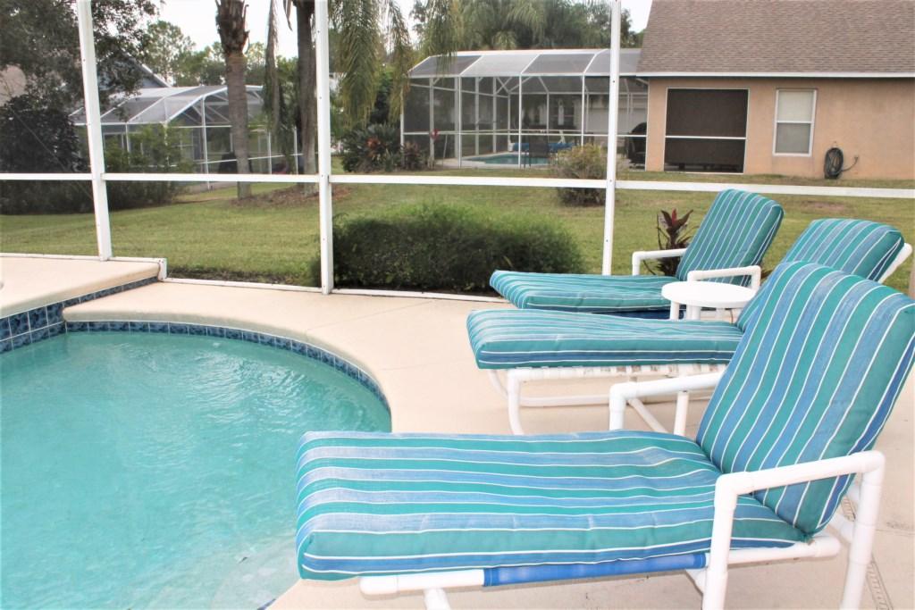 Elma's Southern Dunes House - Pool (2)