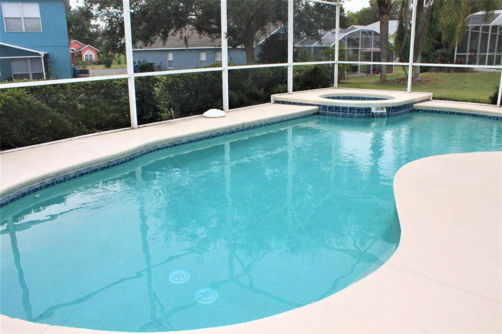 Elma's Southern Dunes House - Pool (1)