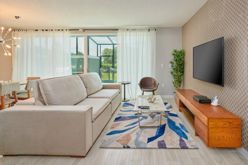 Modern New 4 Bed Villa 15 Mins to Disney LRT4 4448