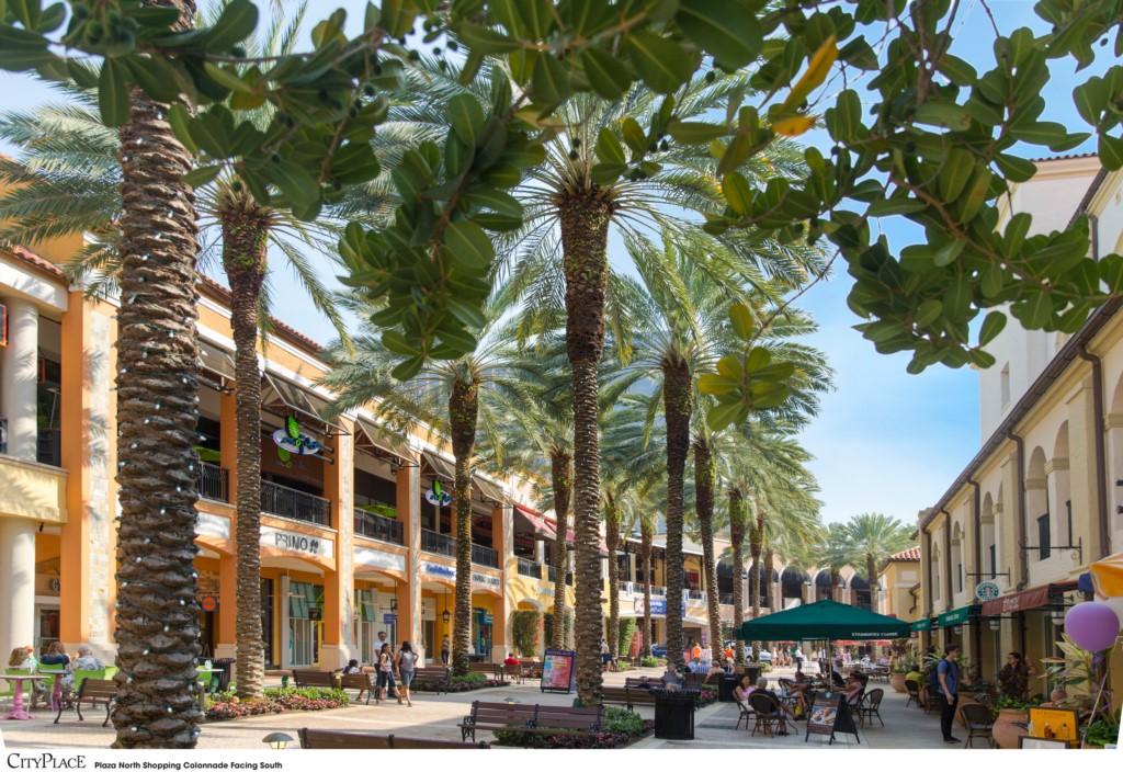 City Place Plaza