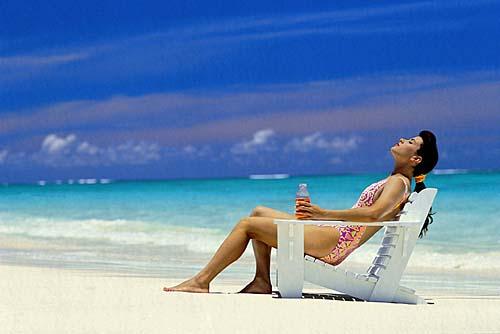 Enjoy the many Beaches