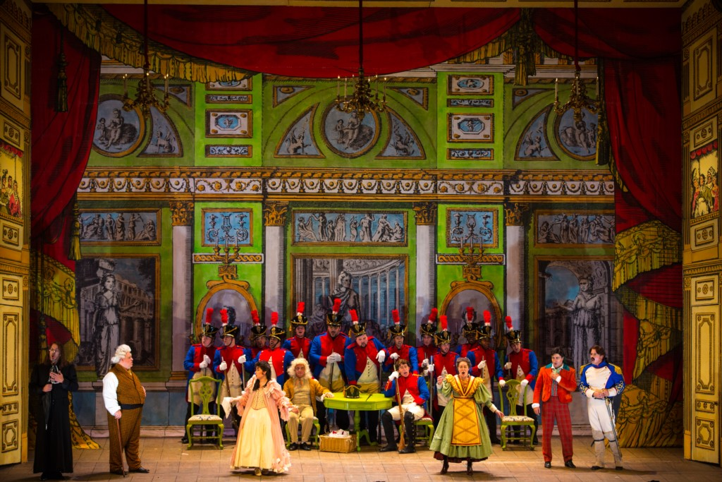 Palm Beach Opera Performance