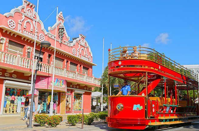 Discover Oranjestad
