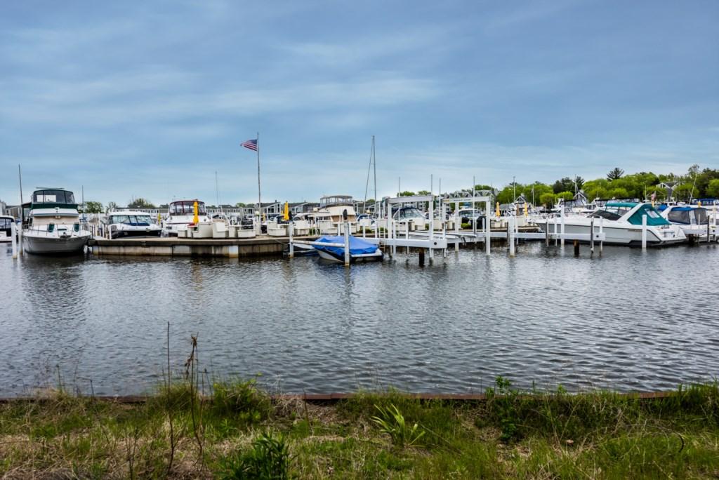 Marina Views From House