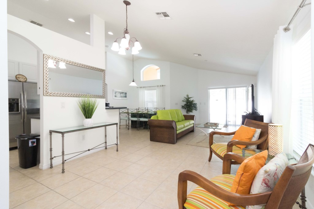 VERANDA PALMS -2506DC-4BEDROOMS-3BATHROOMS-8PEOPLE