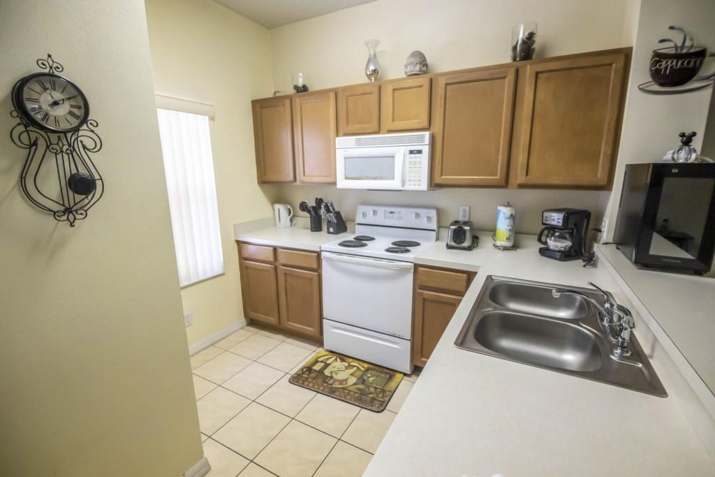 Jasmine - Kitchen