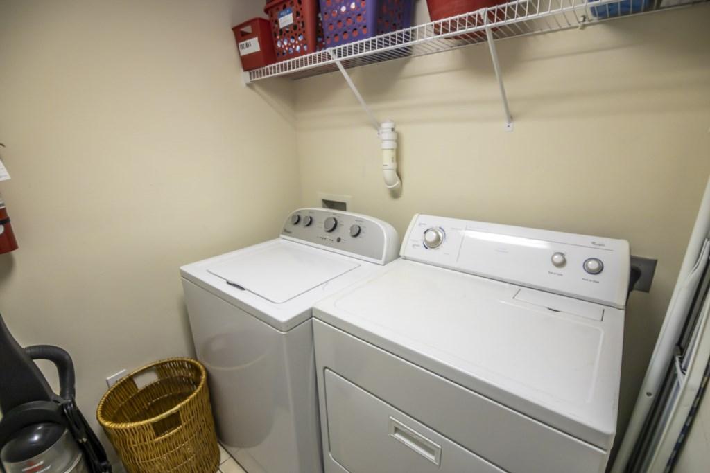Jasmine - Laundry