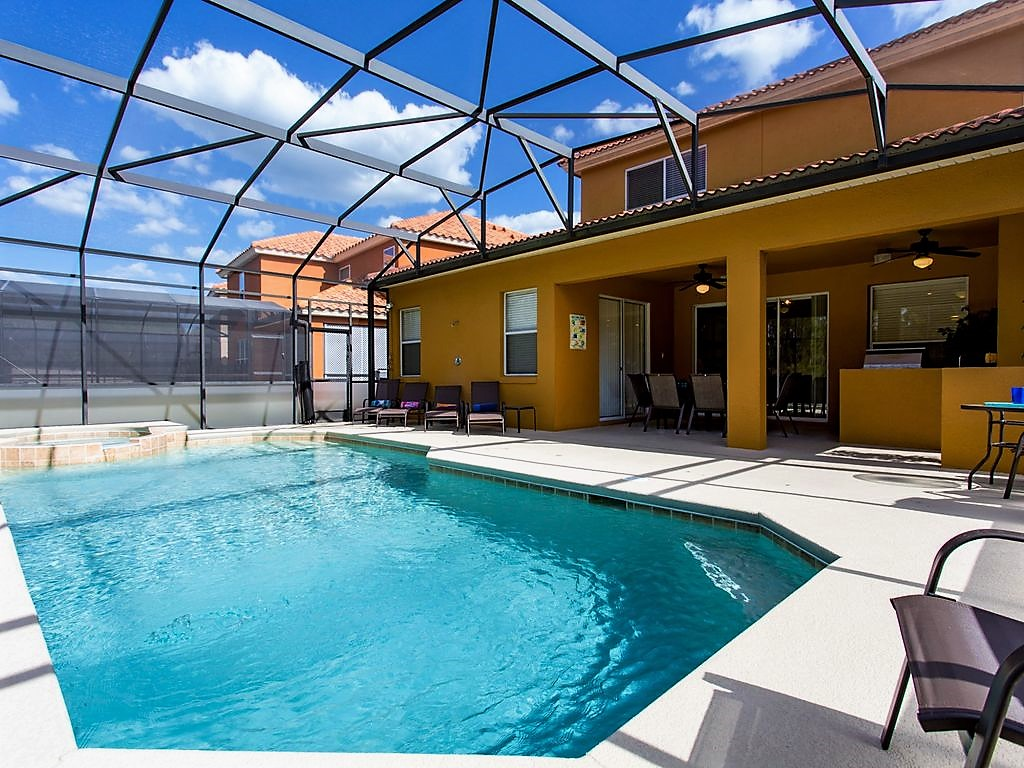 19. Private pool with plenty of seating, Watersong Resort, Florida.jpg