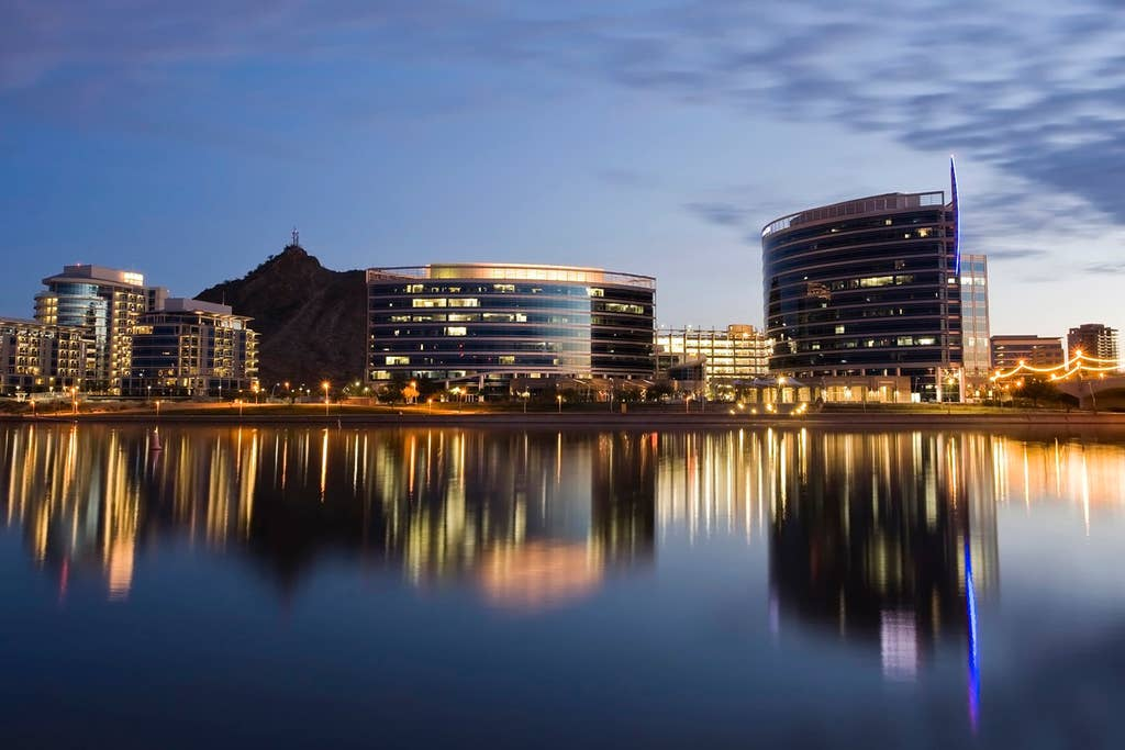 Downtown Tempe - within minutes!