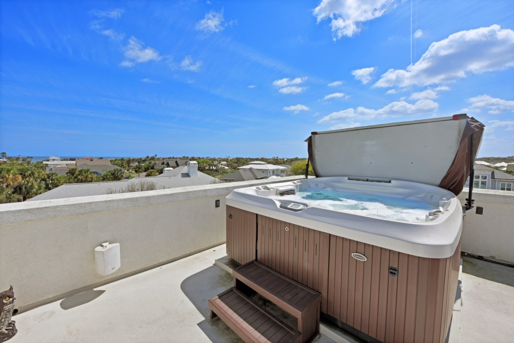 Ultra-Luxury | Sleeps 12 | Terrace Jacuzzi