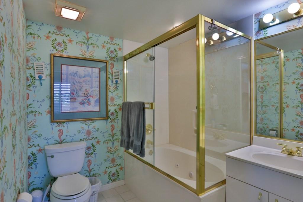 Ensuite Bathroom from 2nd Bedroom