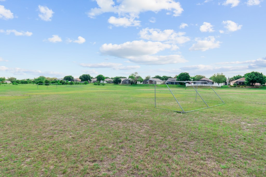 Soccer (futbol) Field