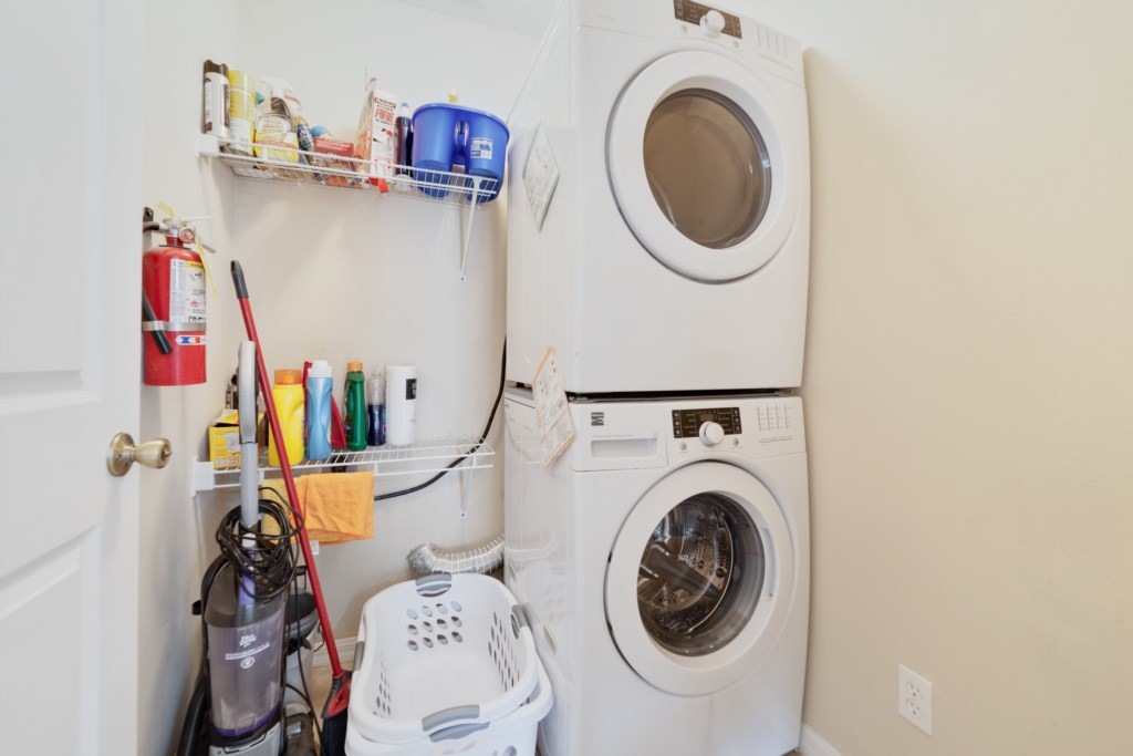 Laundry Room & Supplies