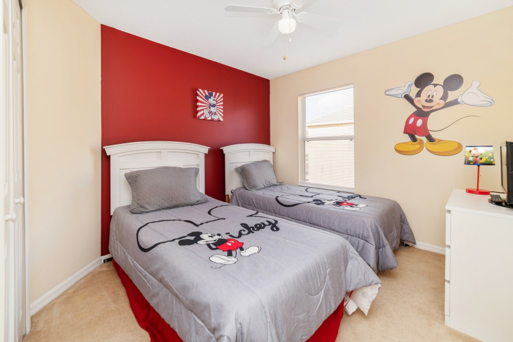 Mickey Mouse Room