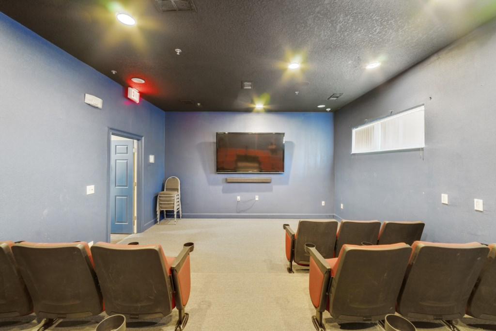 Clubhouse Movie Theatre