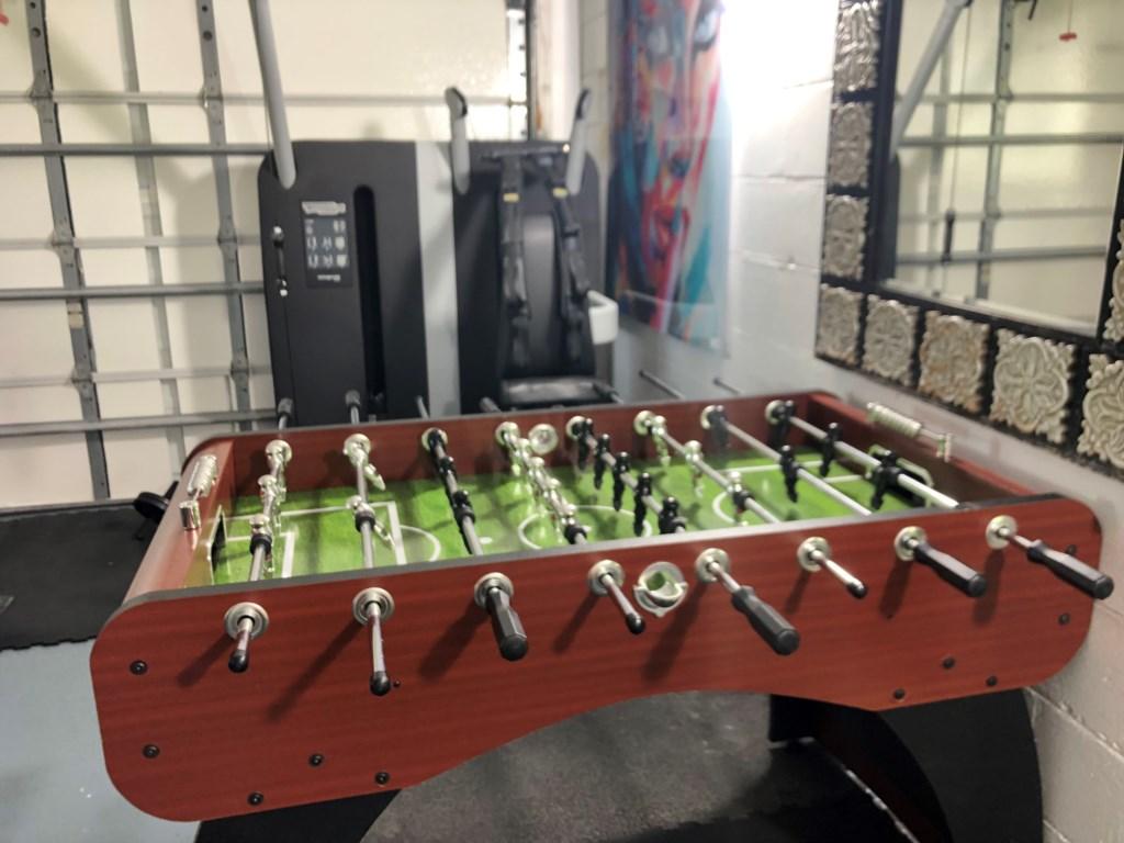 Game Room - Foosball Table