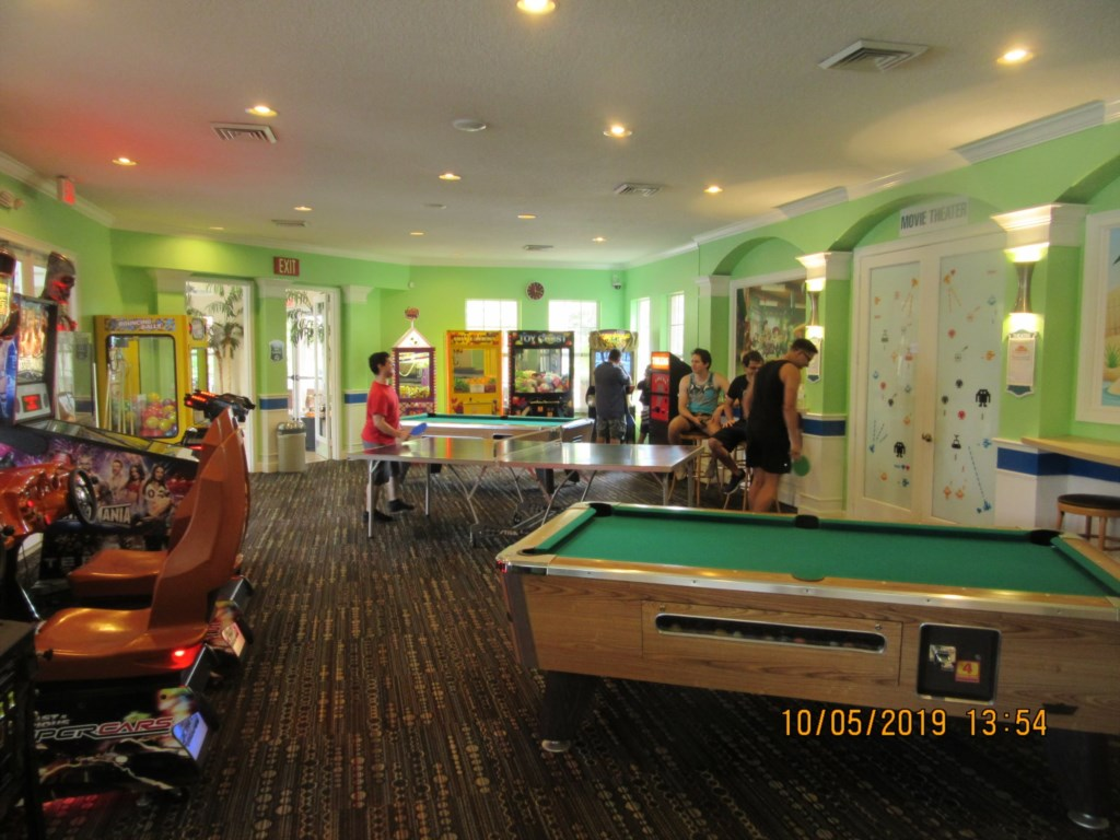 Windsor Palms Club house