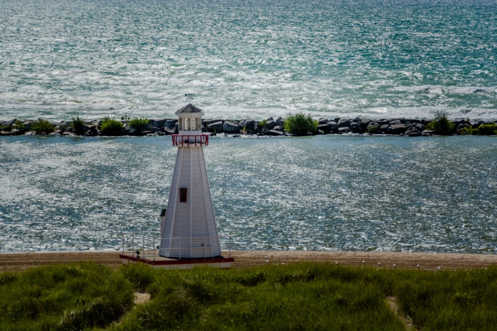 New Buffalo Lighthouse