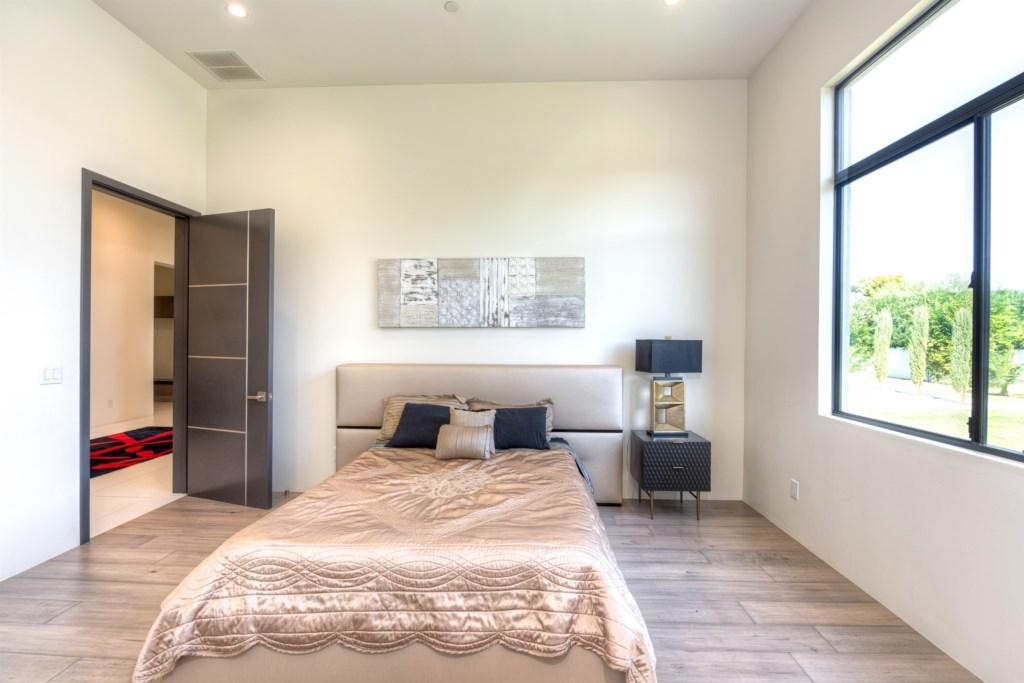 Third Bedroom with 1 Queen Bed
