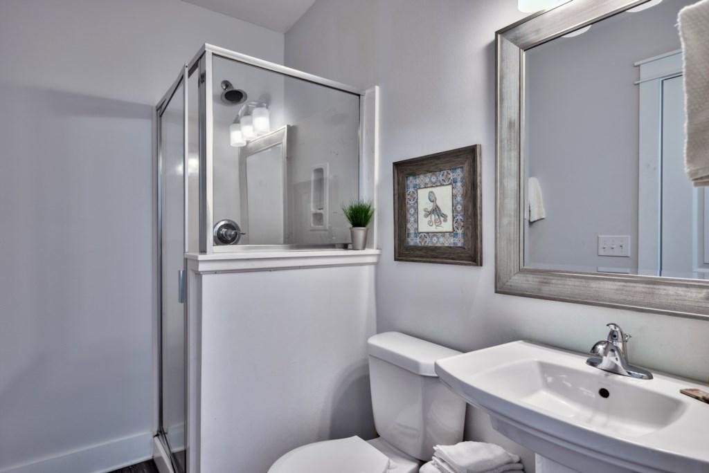 3rd Floor Shared Bathroom