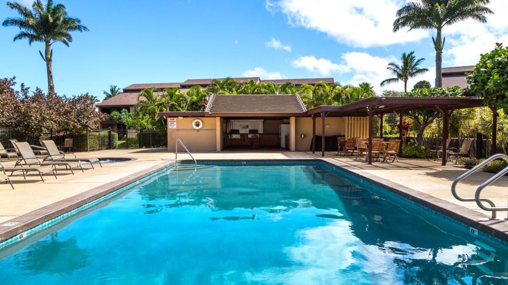 Waikoloa Villas F-202 Great Price