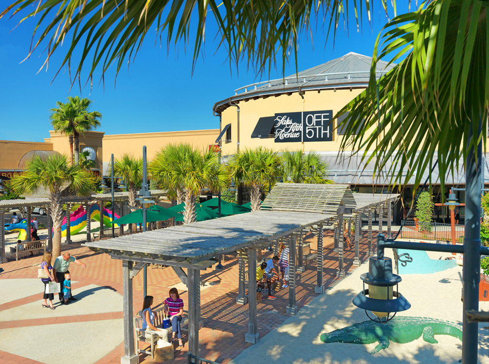 Silver Sands Premium Outlets Located Nearby