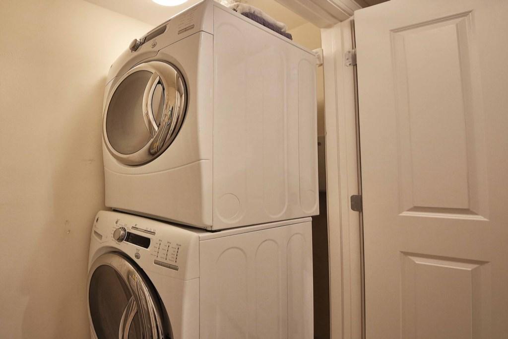 Front Loading Laundry