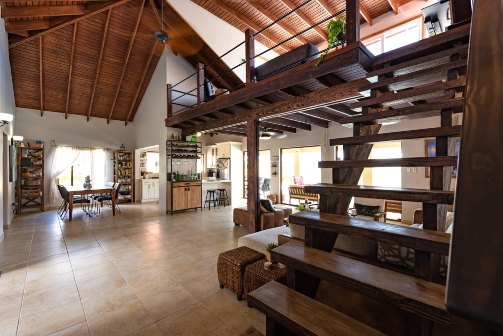 Our designer villa