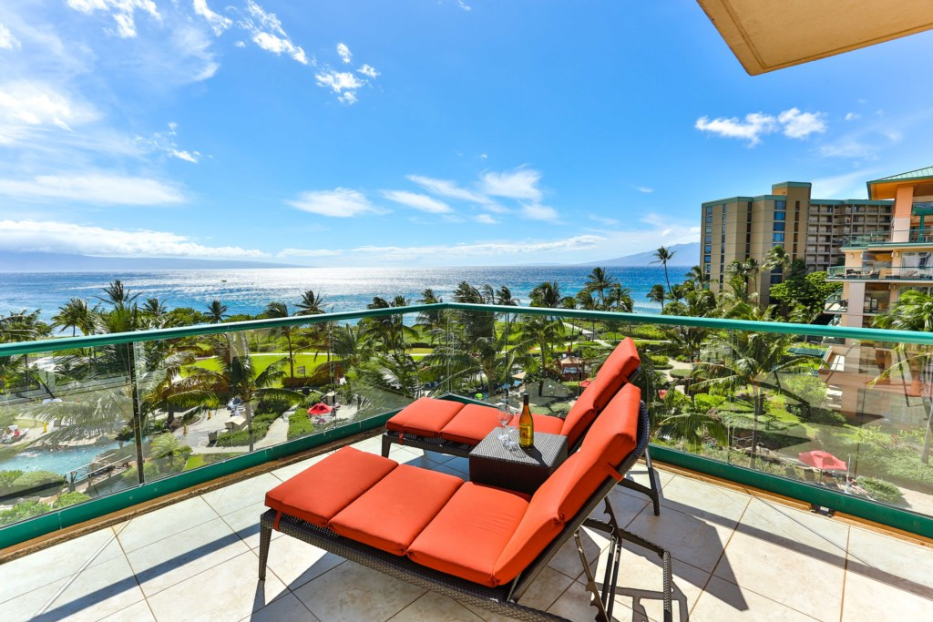 Maui Westside Properties - K501 Amazing 2 Bed