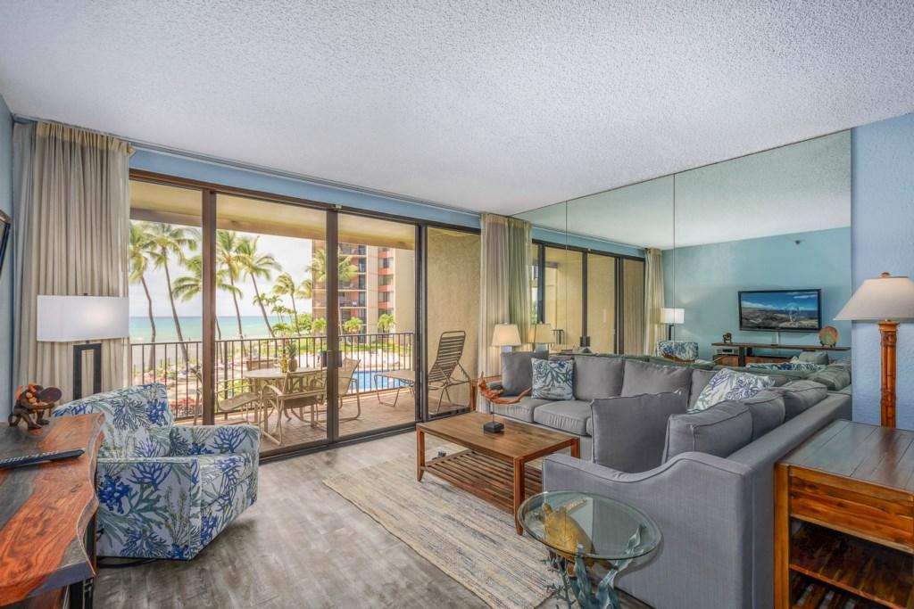 Maui Westside - Kaanapali Shores 259 Ocean Front!