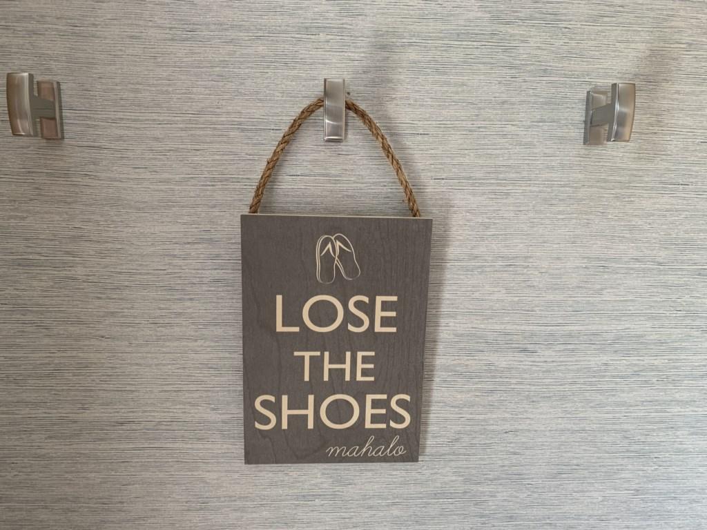 58.Losetheshoes