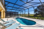 36 Extended Pool Deck with Conservation View