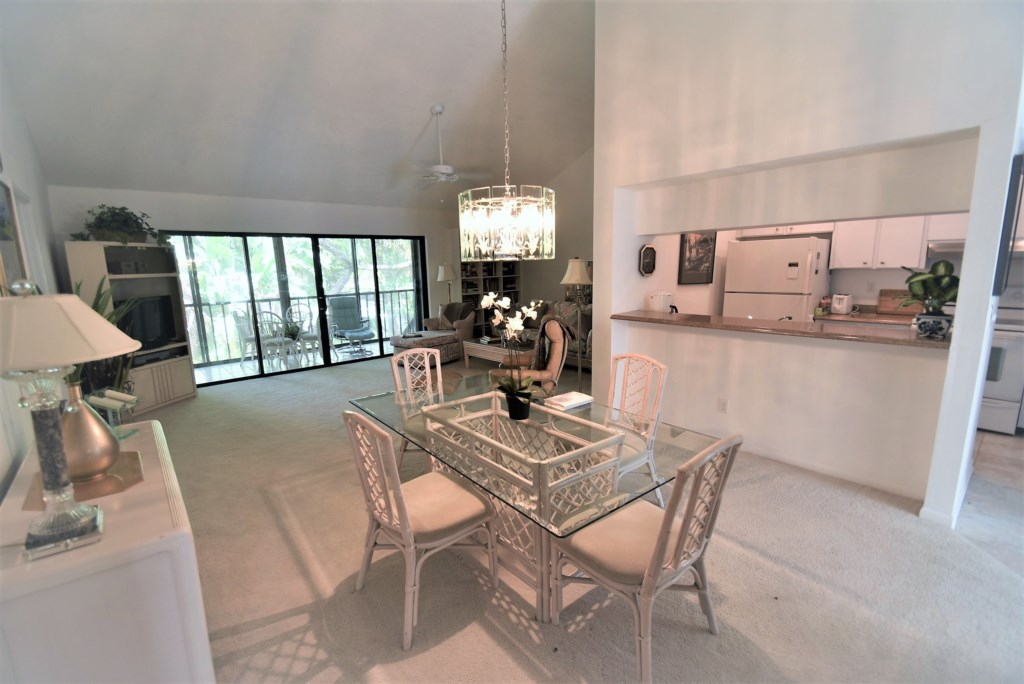 Dining Room - Open Floor Plan