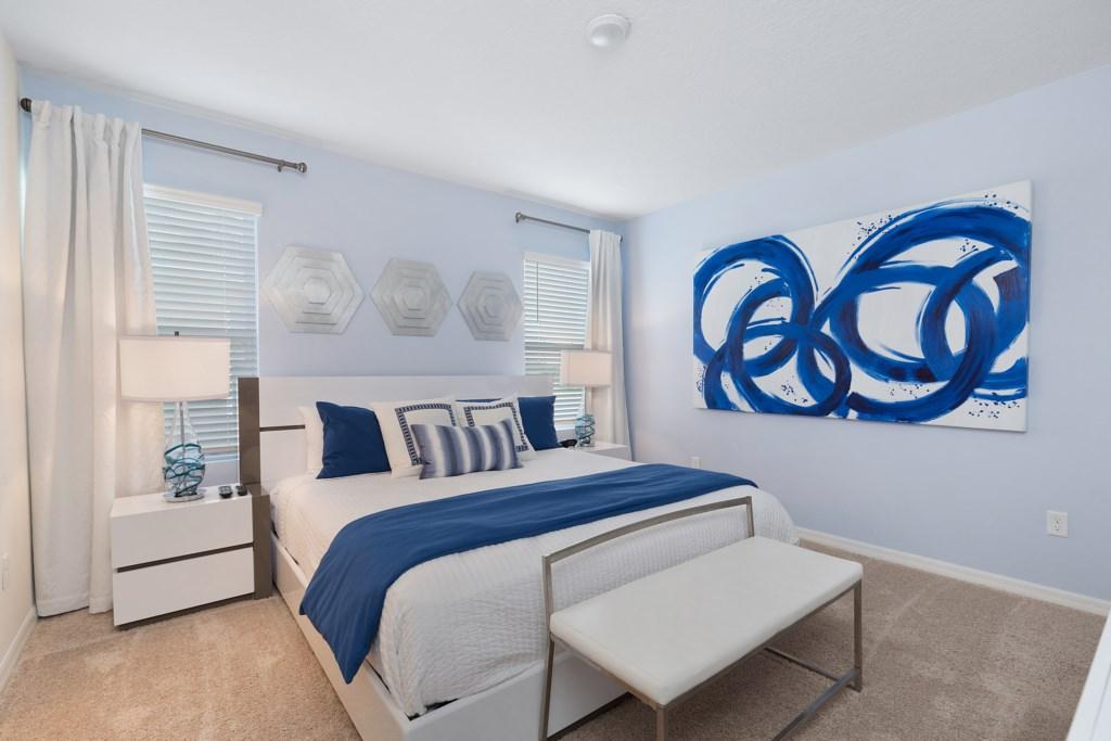 13 King Size Bedroom