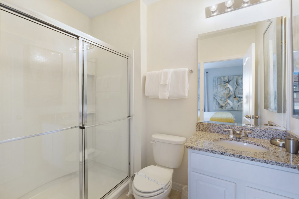15 Bathroom with Shower
