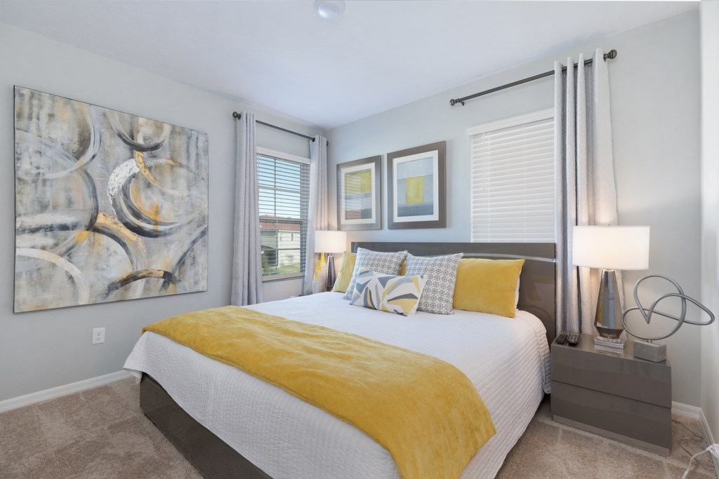 16 King Size Bedroom