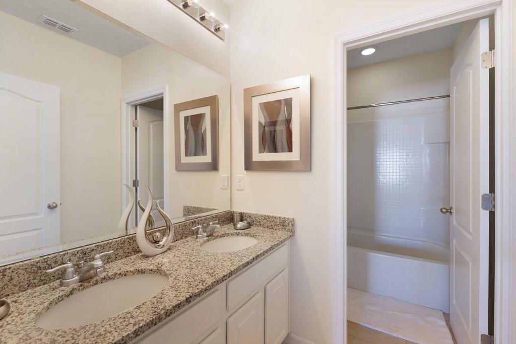 25 Bathroom with Bath