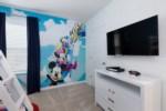27 Bunk bedroom  TV
