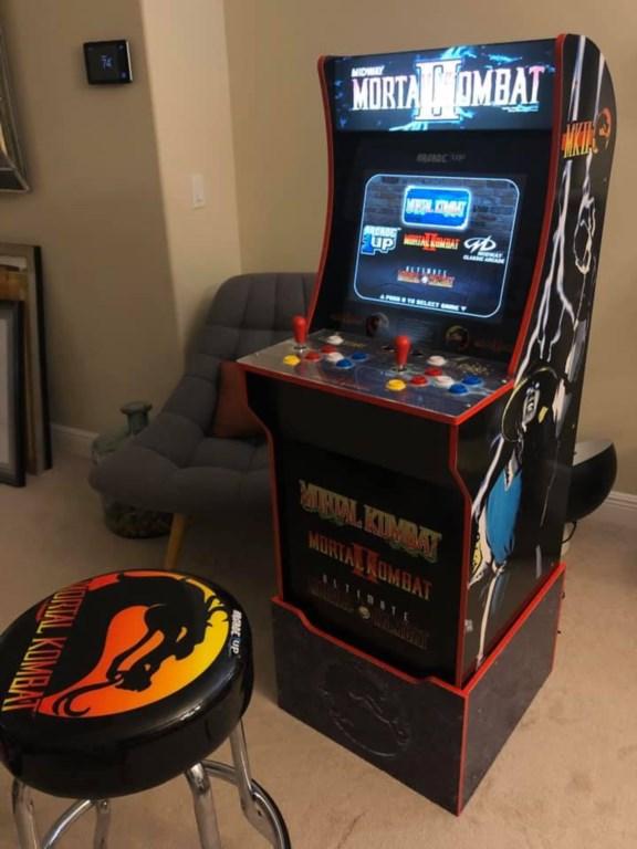Mortal Combat Arcade