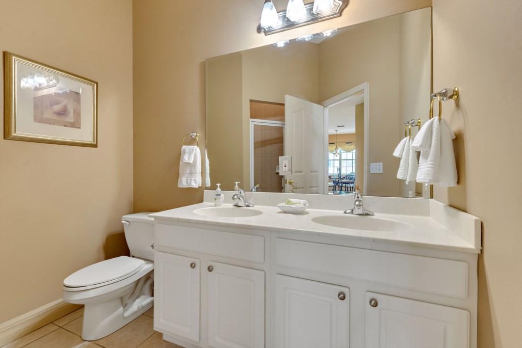 009 Downstairs Bath