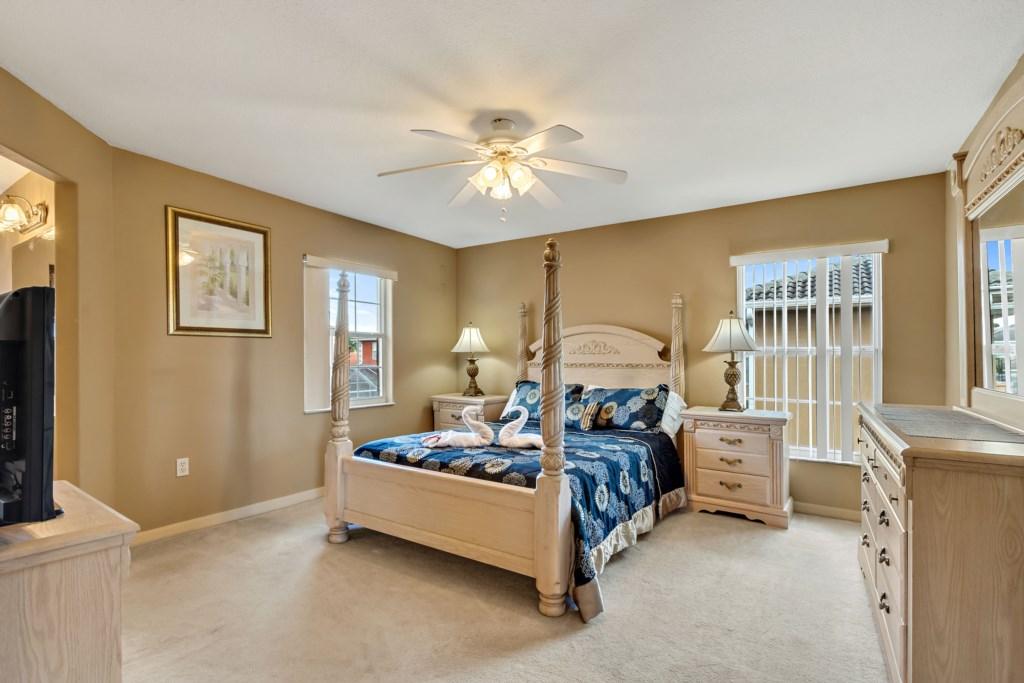 030 Secondary Master Bedroom