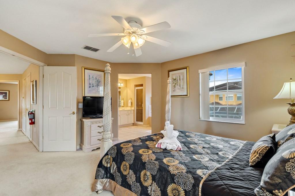 031 Secondary Master Bedroom
