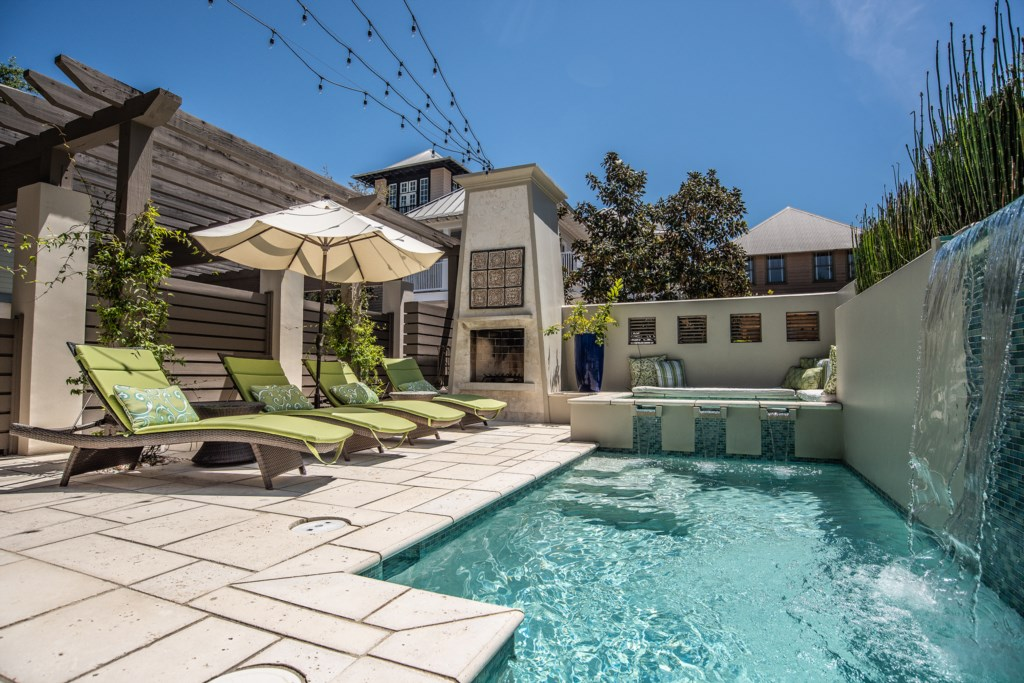 SummerSalt Cottage, 30A Cottages, Private Pool