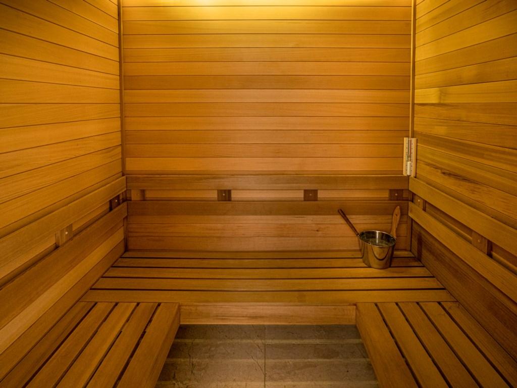 Sauna in Spa
