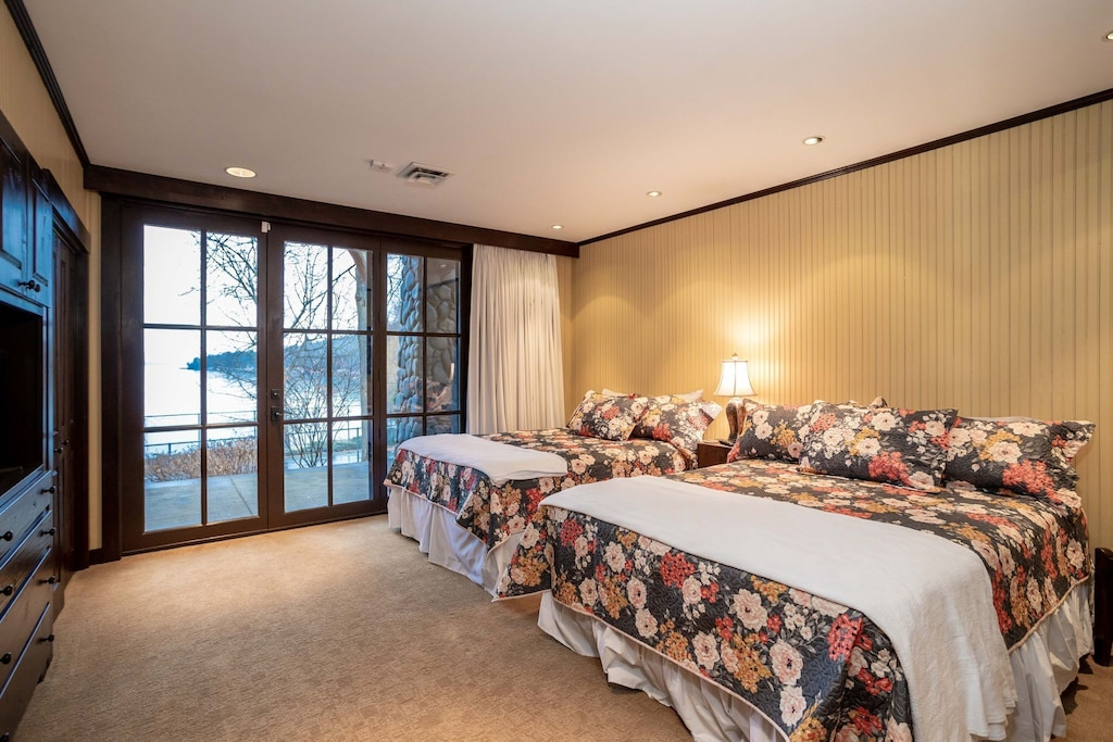 Patio double suite