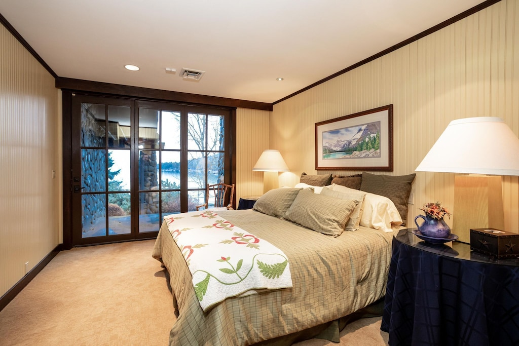 Patio single suite