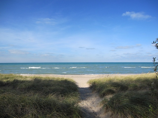 A Short Walk to Private Association Beach!