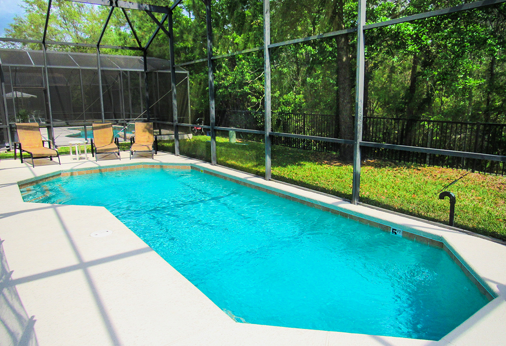 Soak up some rays with plenty of poolside seating and loungers!