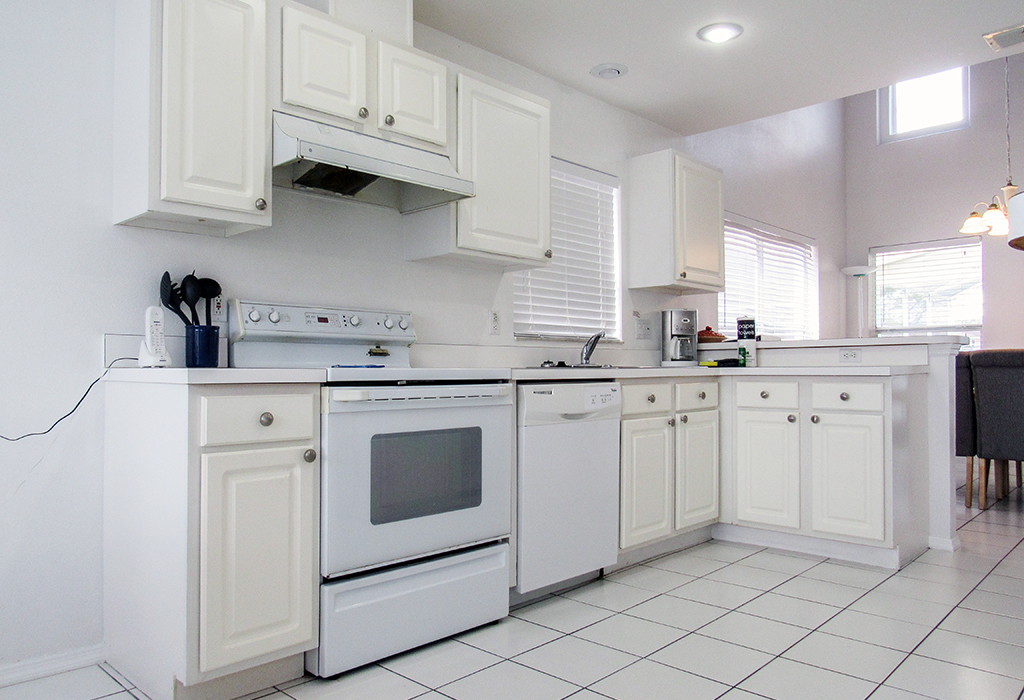 Great self-catering facilities in your full kitchen.